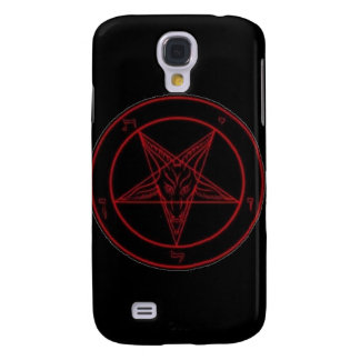 Baphomet Red iPhone 3G Case