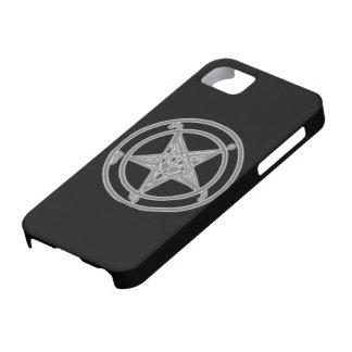 Baphomet Shadow Black iPhone 5 Case