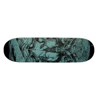 Baphomet Skate Deck