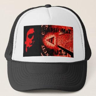 baphomet special trucker hat