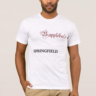bapplebees, SPRINGFIELD T-Shirt