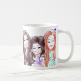 Baptism Caricature Mug 2014b