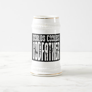 Baptism Christening Gifts Worlds Coolest Godfather Beer Steins