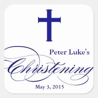 Baptism Christening Party Favor Labels Tags