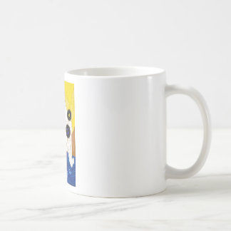 Baptism Classic White Coffee Mug