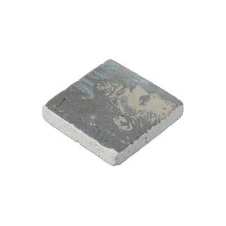 """""""Baptism"""" Natural Stone Magnet"""