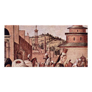 Baptism Of Believers By St George Details By Carpa Photo Card