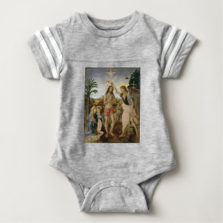 Baptism of Christ Baby Bodysuit