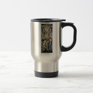 Baptism Of Christ By Greco El Coffee Mugs
