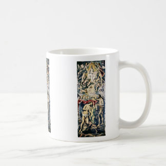 Baptism Of Christ By Greco El Mugs