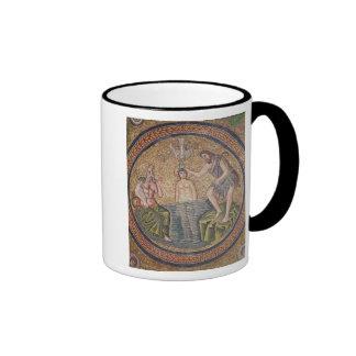 Baptism of Christ by John the Baptist Coffee Mug