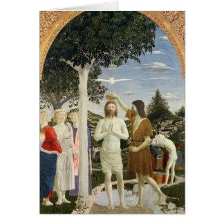 Baptism of Christ Card