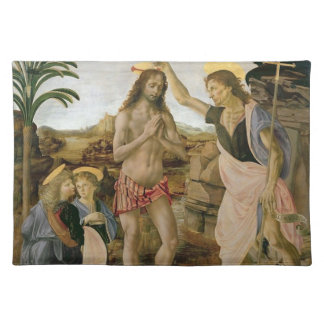 Baptism of Christ Placemat