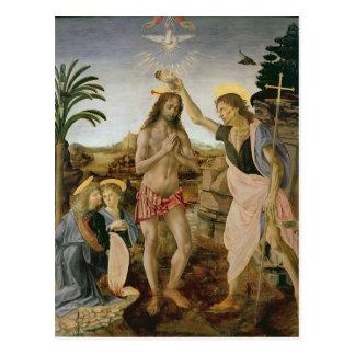Baptism of Christ Postcard