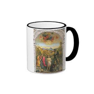 Baptism of Christ, St. John Altarpiece Mugs