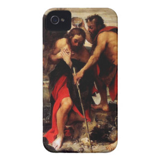 Baptism of Jesus iPhone 4 Case-Mate Cases