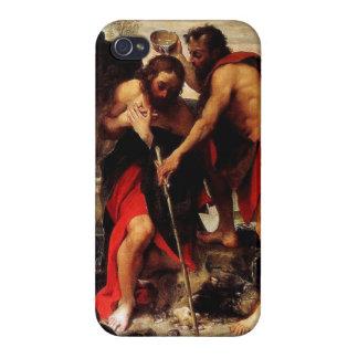Baptism of Jesus iPhone 4 Case