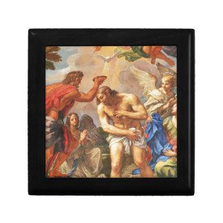 Baptism scene in San Pietro basilica, Vatican Gift Box