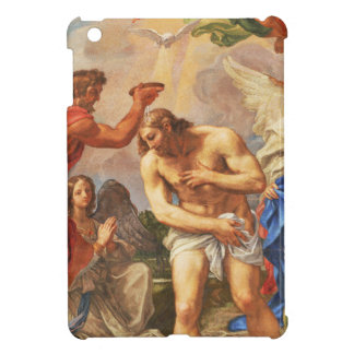Baptism scene in San Pietro basilica, Vatican iPad Mini Covers