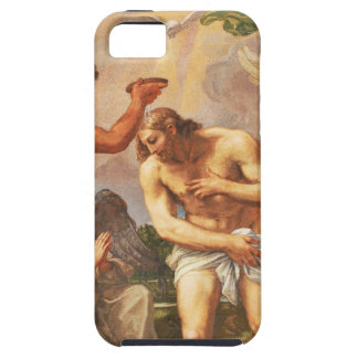 Baptism scene in San Pietro basilica, Vatican Tough iPhone 5 Case