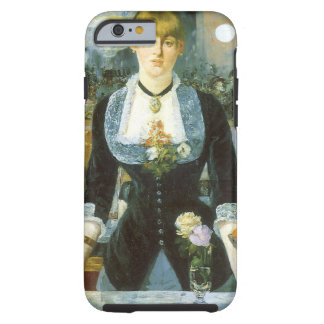 Bar at the Folies-Bergere, Manet, Vintage Fine Art Tough iPhone 6 Case