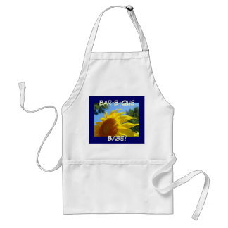 Bar-B-Que Babe! apron gifts BBQ Babe aprons