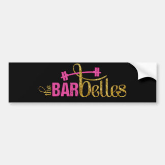 Bar Belles Bumper Sticker