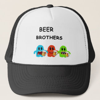Bar Brothers by Mini Brothers Trucker Hat