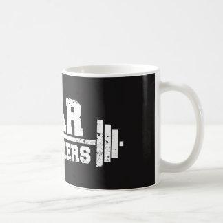 bar brothers gym workout team coffee mug