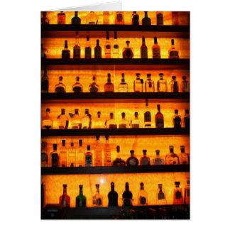 Bar Card