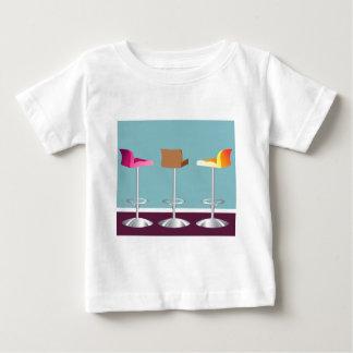Bar_Chairs_Stools Baby T-Shirt