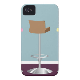 Bar_Chairs_Stools Case-Mate iPhone 4 Cases