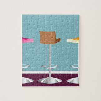 Bar_Chairs_Stools Jigsaw Puzzle