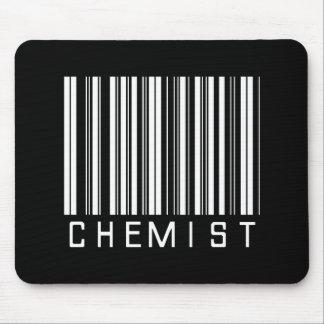 BAR CHEMIST DARK MOUSE PAD