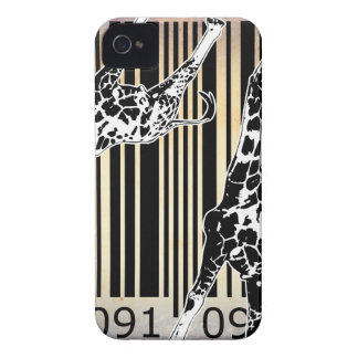 Bar Code Art Design Vector Fun Color iPhone 4 Covers