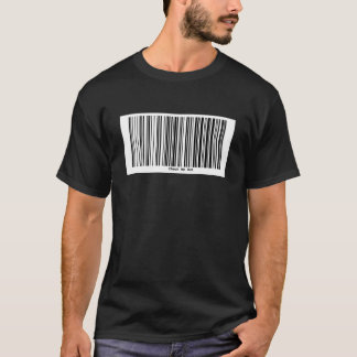 Bar Code CHECK ME OUT T-Shirt
