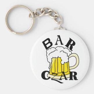 Bar Czar Keychains