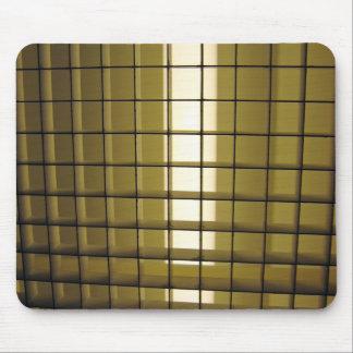 Bar grid mouse pad