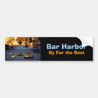 Bar Harbor Bumper Sticker