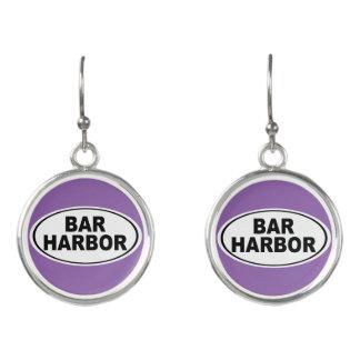 Bar Harbor Maine Earrings