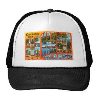 Bar Harbor Maine ME Old Vintage Travel Souvenir Cap