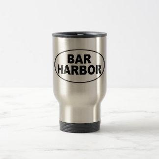 Bar Harbor Maine Travel Mug