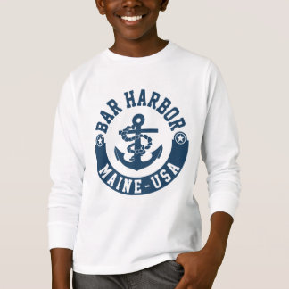 Bar Harbor Maine USA T-Shirt