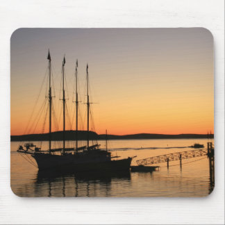 Bar Harbor Sunrise Mousepad