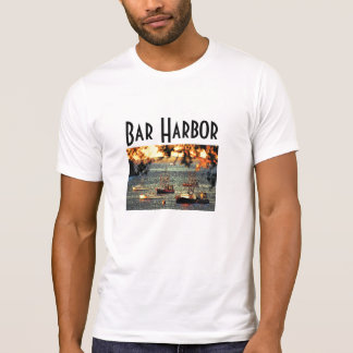 Bar Harbor T-Shirt - Customized