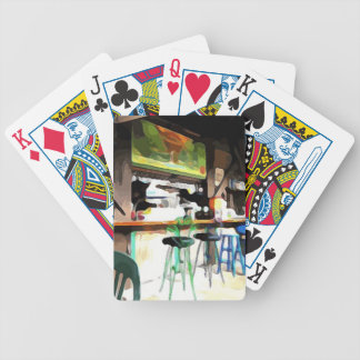 Bar in Key West Bicycle Playing Cards