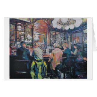 Bar in Vienna Card