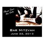 Bar Mitzvah  Boy Postcard