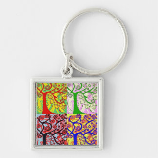 Bar Mitzvah KeyChain GiveAway Tree Of Life