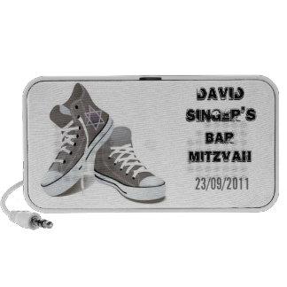 Bar Mitzvah Momento Speaker System
